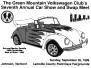 1999 GMVWC Car Show and Swap Meet