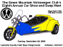 2000 GMVWC Car Show and Swap Meet